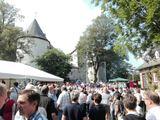 200 Jahre Kreis Olpe. Feier auf der Burg Bilstein