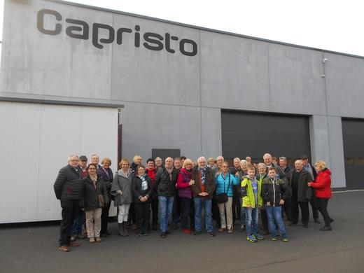 Besuch bei Capristo